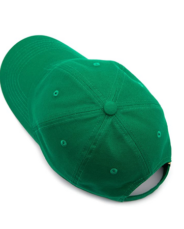 CC Brand - Cotton Classic Ball Cap - Kelly Green