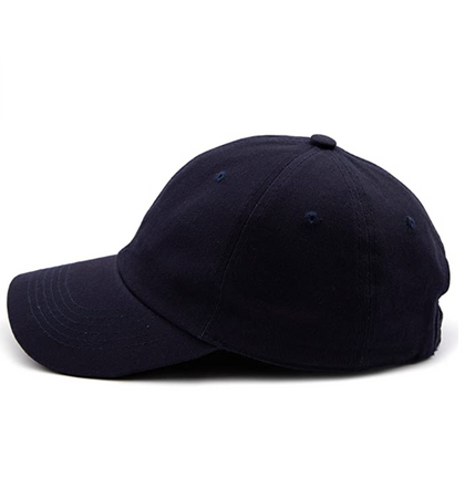 CC Brand - Cotton Classic Ball Cap - Navy