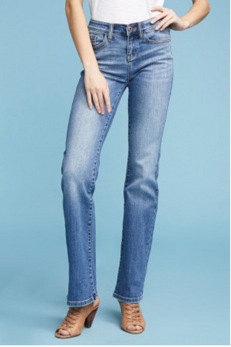 Judy Blue Mid Rise Medium Wash Bootcut
