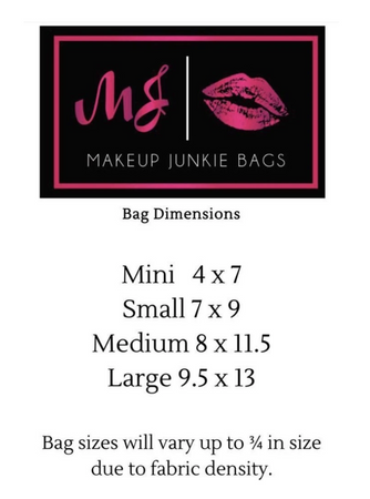 Makeup Junkie Bag The Bridal Bag