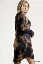 Load image into Gallery viewer, Our Love Story Tie Dye Dress
