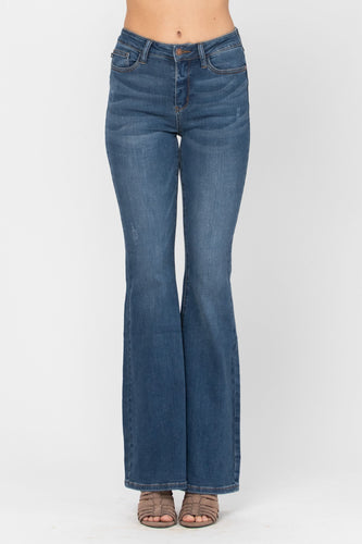 Judy Blue High Rise Flare Jean
