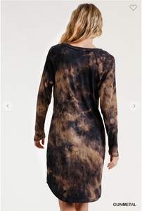 Our Love Story Tie Dye Dress