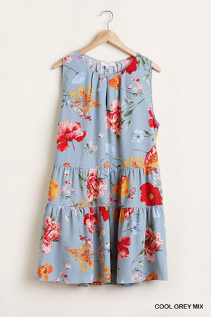 Say You Will Floral Dress