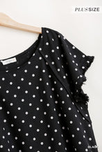 Load image into Gallery viewer, Don't Doubt Me Blouse - Black