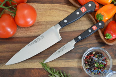 Wusthof Classic 2 Piece Chef S Prep Set Cutlery For A Cause