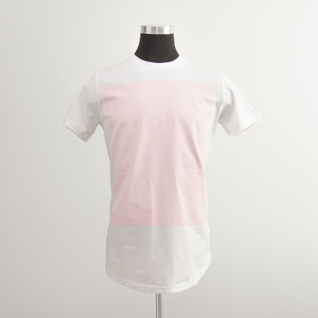 Paper Cut Tee in White