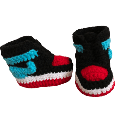 Crochet World Art Baby Crochet Shoes. Baby Shoes. Baby booties. Baby clothes. Baby bodysuits. Baby onesie. Baby Sandals. Baby Jordans. Baby Yeezy. Baby Nike. Baby Adidas. Baby Shower gift. BabyShower gift. new baby gift. new mom gift. pregnancy announcement. crochet jordans. Baby sneakers, newborn shoes, preemie shoes, toddler shoes