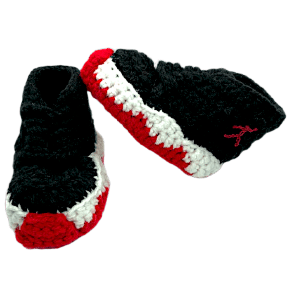 Baby Crochet J-11 Air Shoes