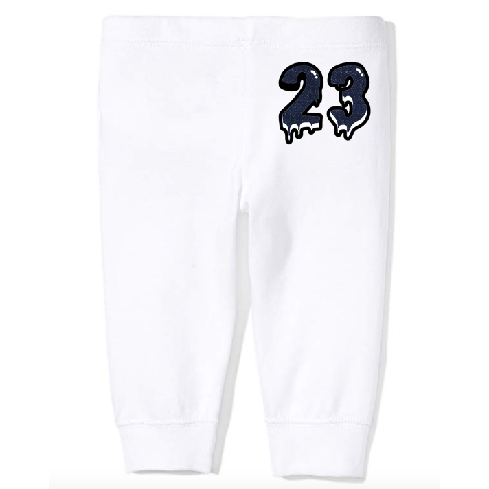 Baby '23' Jeans Pants [White]