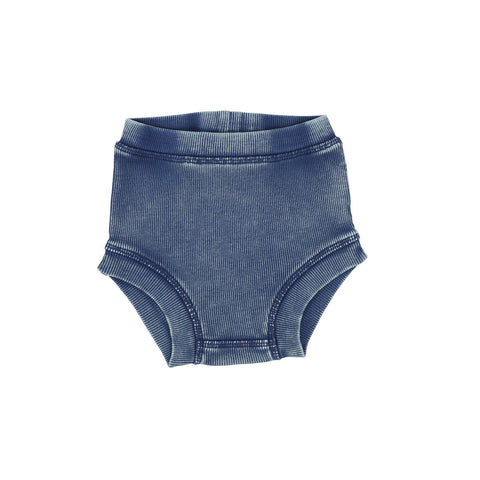 Analogie Blue Wash Denim Bloomers