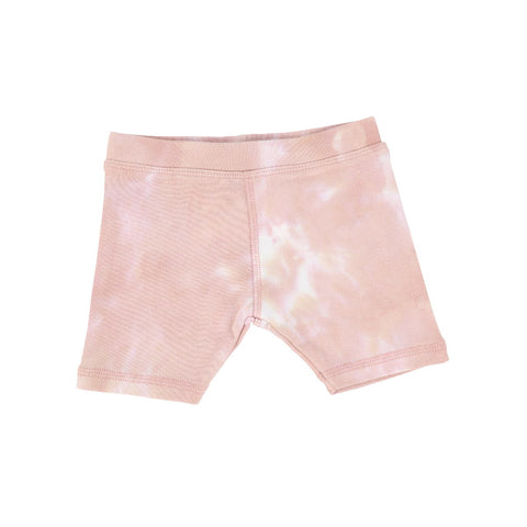 Analogie Blush Watercolor Shorts