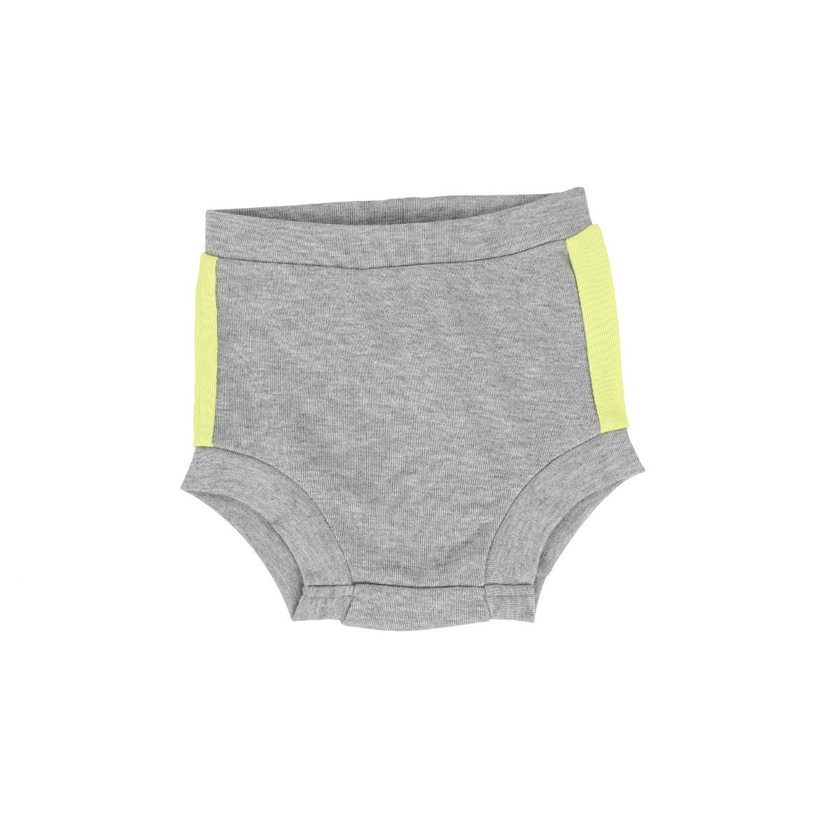 Analogie GreyNeon Linear High Waisted Bloomers