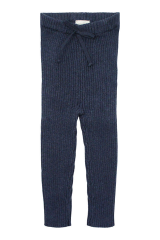 Analogie Indigo Knit Long Legging