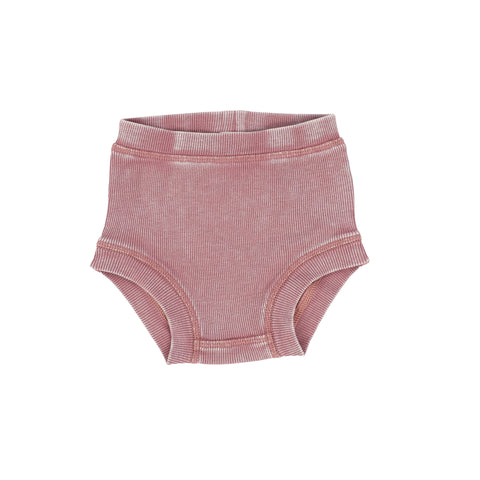 Analogie Pink Wash Denim Bloomers