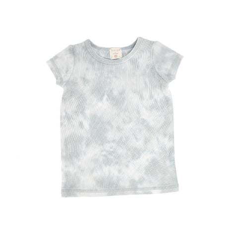 Analogie Seafoam Watercolor Short Sleeve Tee