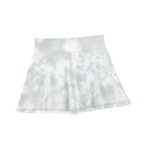 Analogie Seafoam Watercolor Skirt