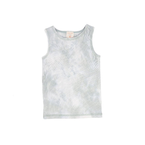 Analogie Seafoam Watercolor Tank