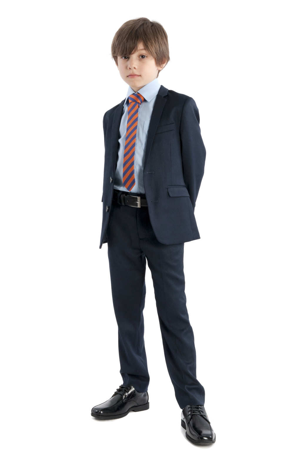 Appaman Navy Blue Mod Suit - Young Timers Boutique  - 2