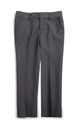 Appaman Vintage Black Mod Suit Pants