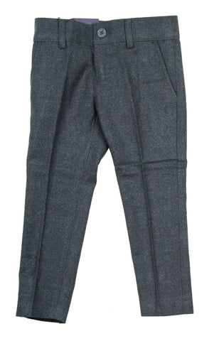 Armando Martillo Wool Look Skinny Fit Grey Pant