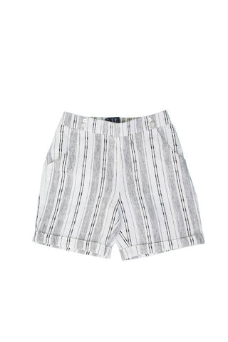 Belati Black and White SHORTY BERMUDAS