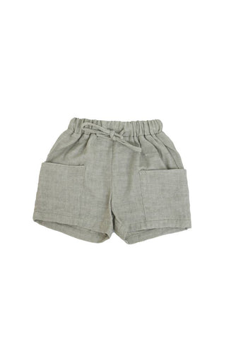 Belati Sage BIG POCKETS LOOSE BERMUDAS