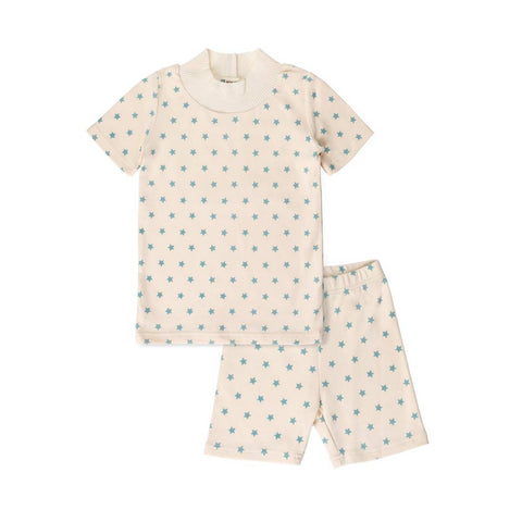 Bon Rever Blue Star Short Pj's