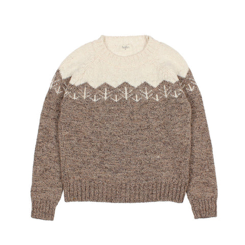 Buho Ecru Atlas Sweater