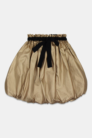 Christina Rohde Gold Skirt