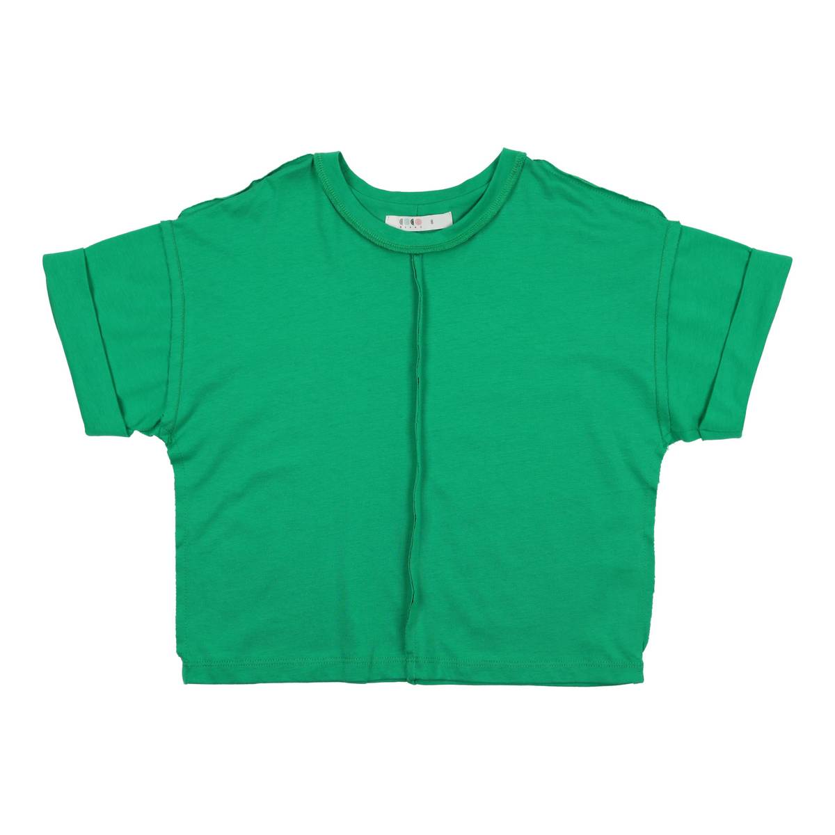 Coco Blanc Kelly Green Boys Tee