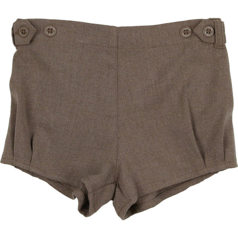 Coco Blanc Toffee Wool Short