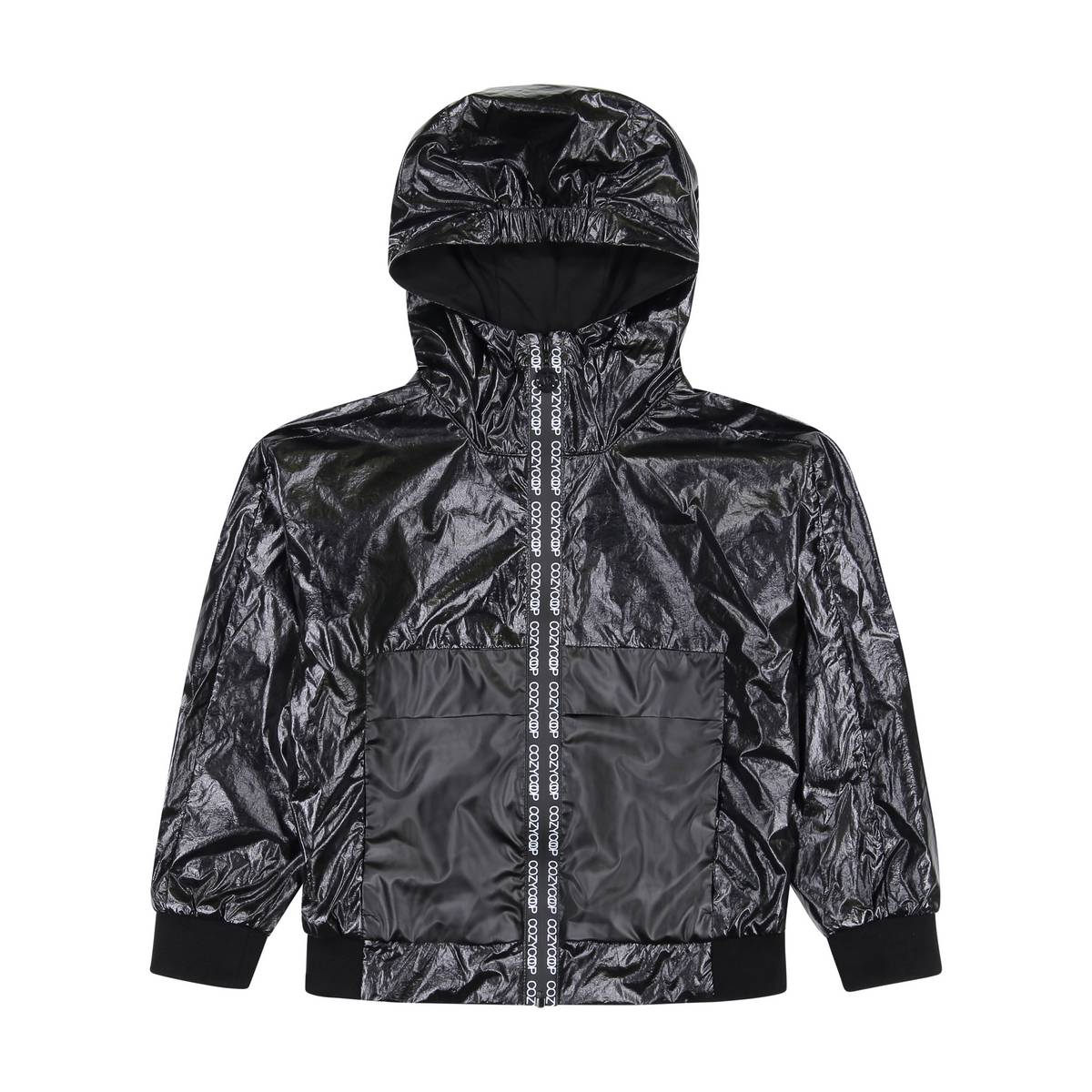 Cozy Coop Black Spring Jacket