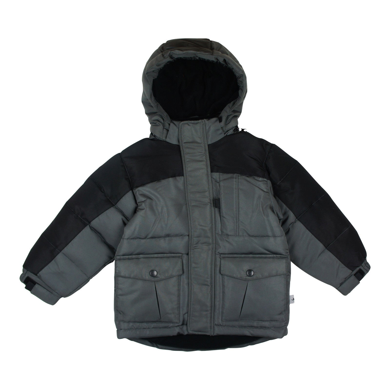 Rothschild Charcoal Two Tone Boys Jacket - Young Timers Boutique