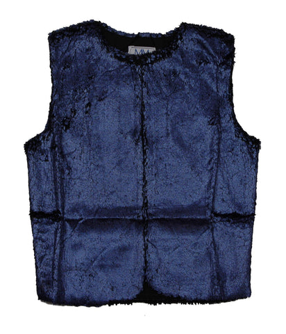 MeMe Royal Scaled Vest - Young Timers Boutique