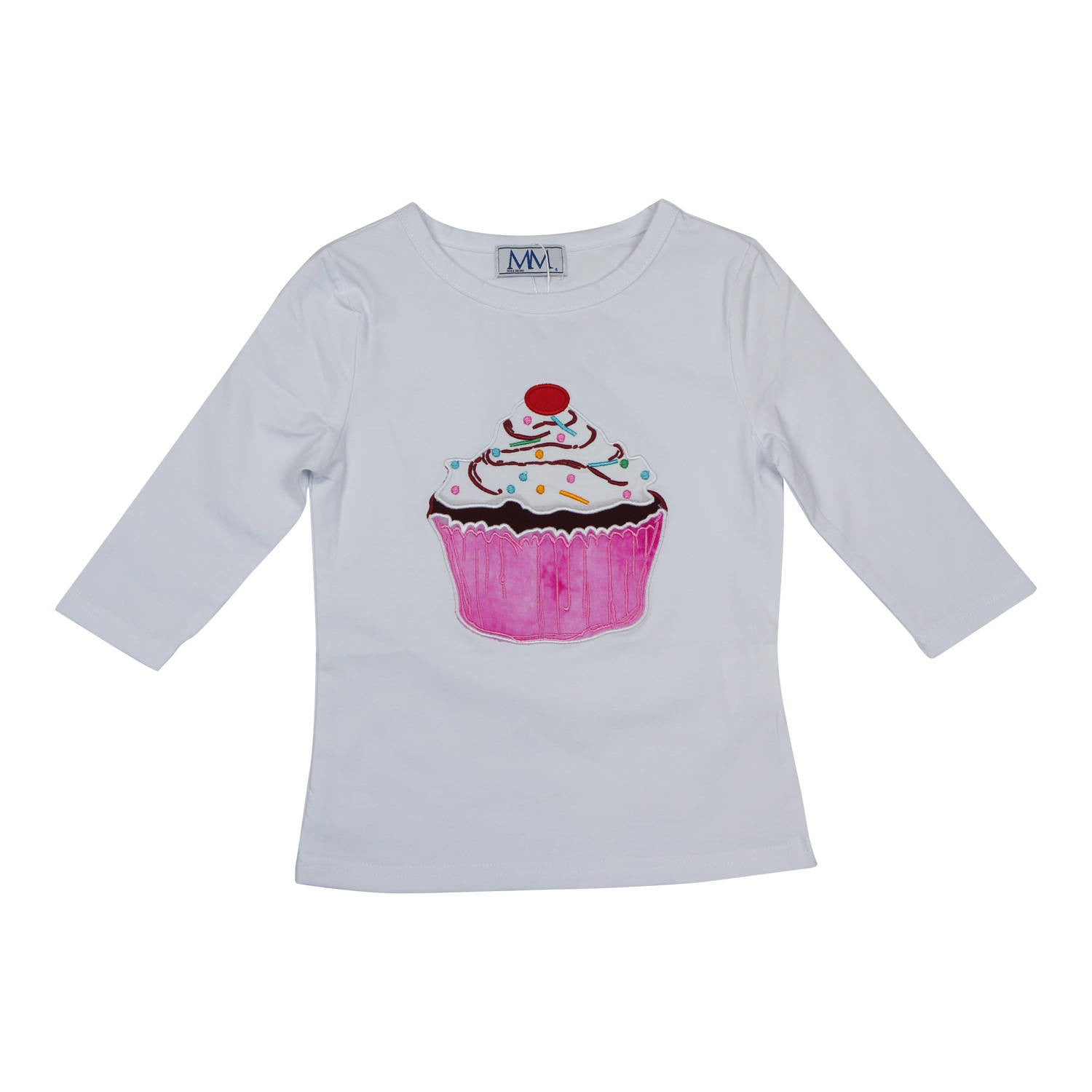 MeMe Cupcake Tee - Young Timers Boutique