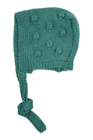 Nueces Green Dots Bonnet