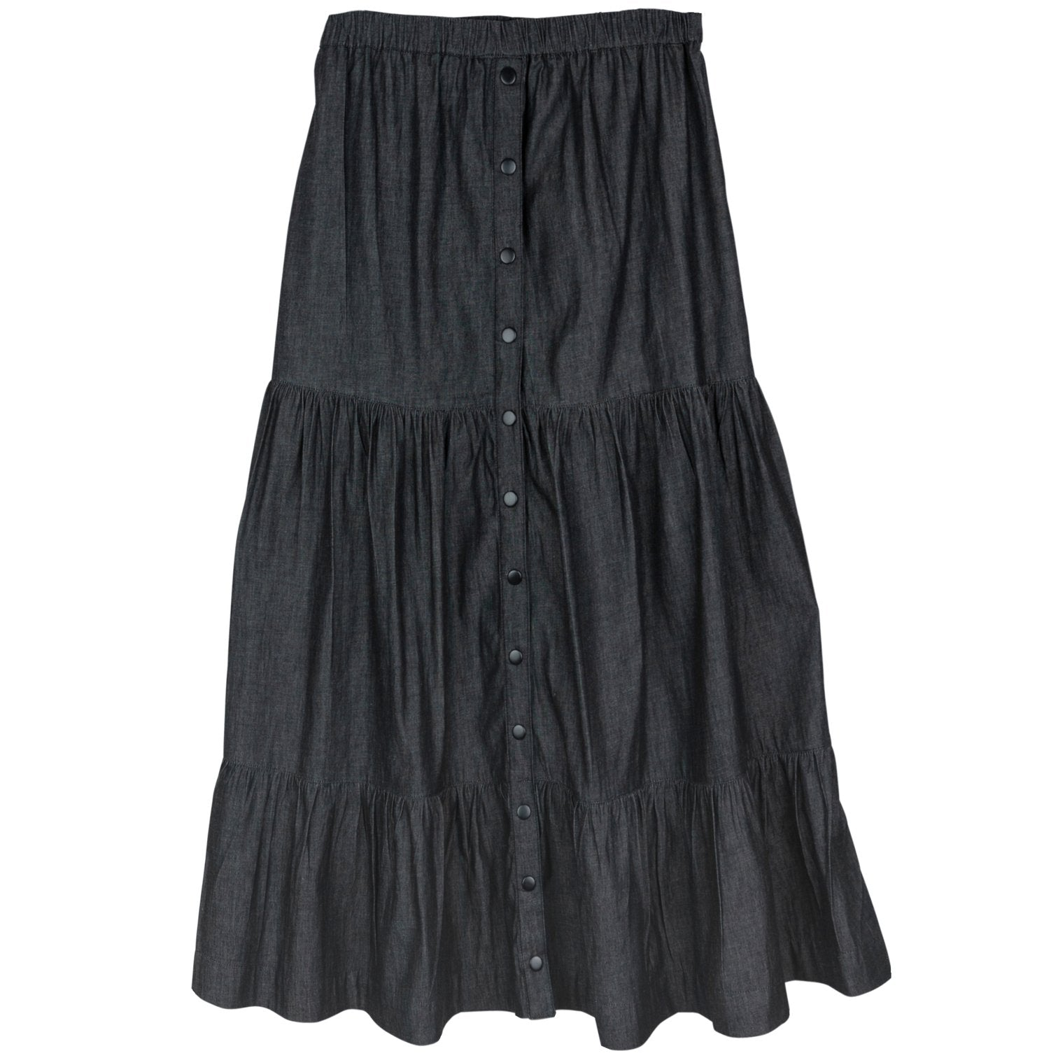 Froo Black Dina Skirt