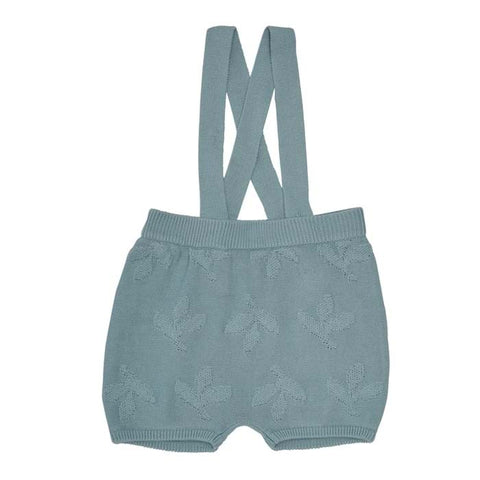 Fub Dusty Blue Baby Leaf Bloomers