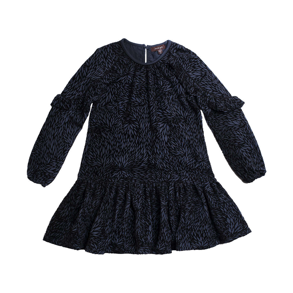 Imoga Navy Robin Dress