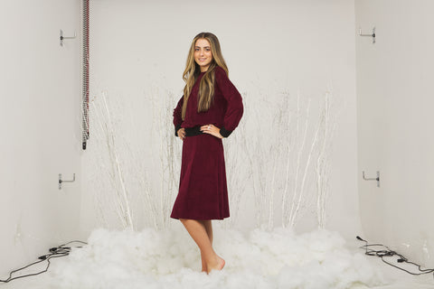 Indigo Plum Stephie Two Piece Set