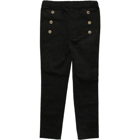 Kin Kin Black Sailor Pants