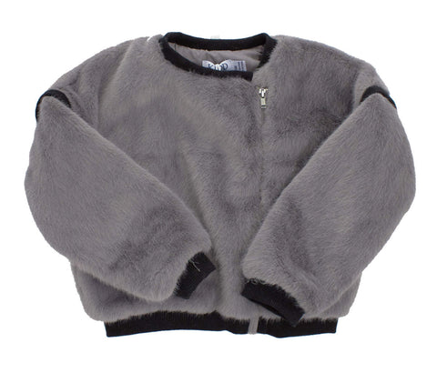 Kipp Grey Fur Jacket