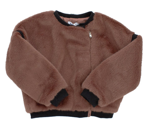 Kipp Mauve Fur Jacket