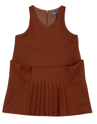 Kipp Rust Structured Dress