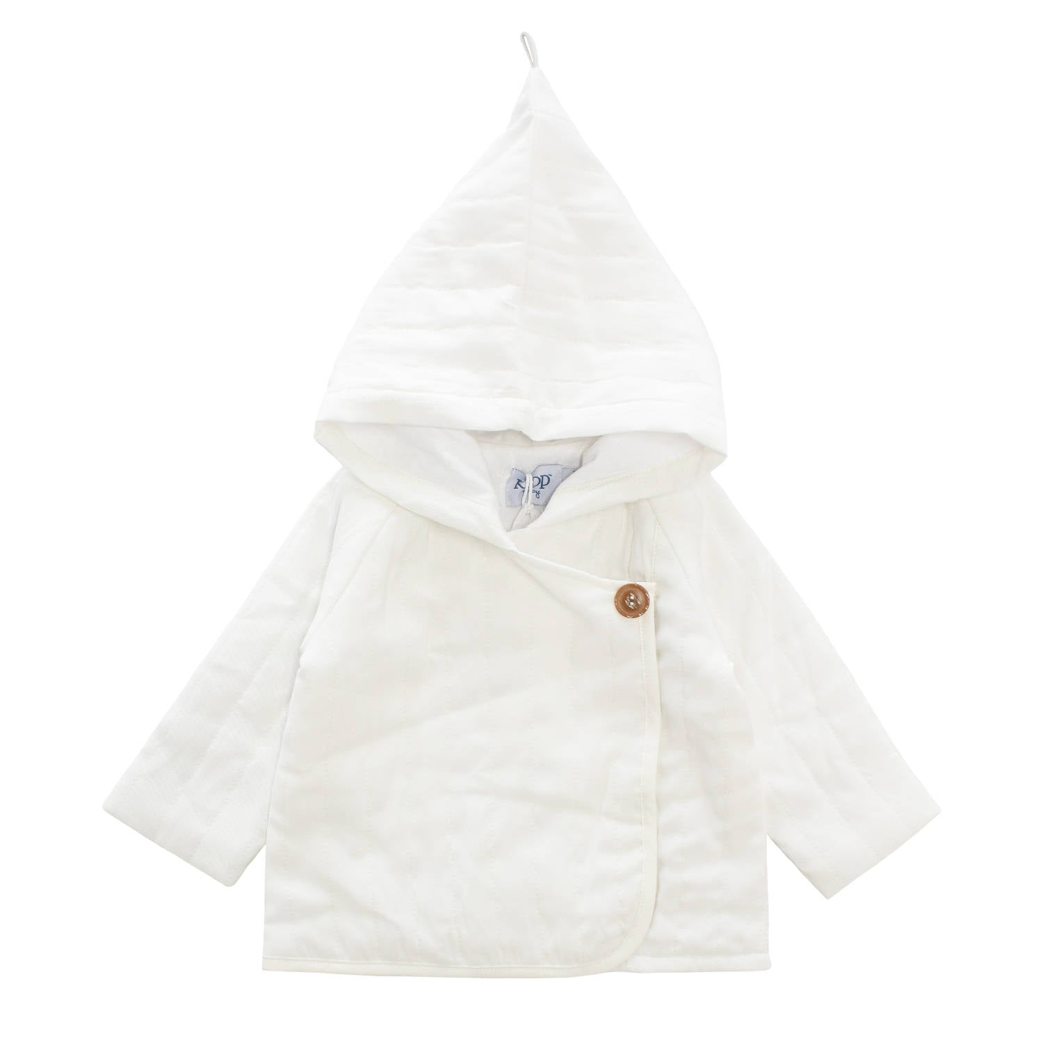 Kipp White Quilted Jacket