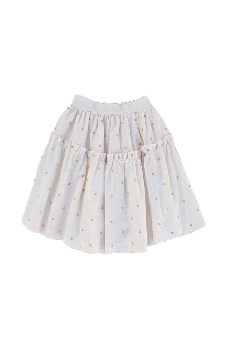 Kokori Copper Spots Amelia Skirt