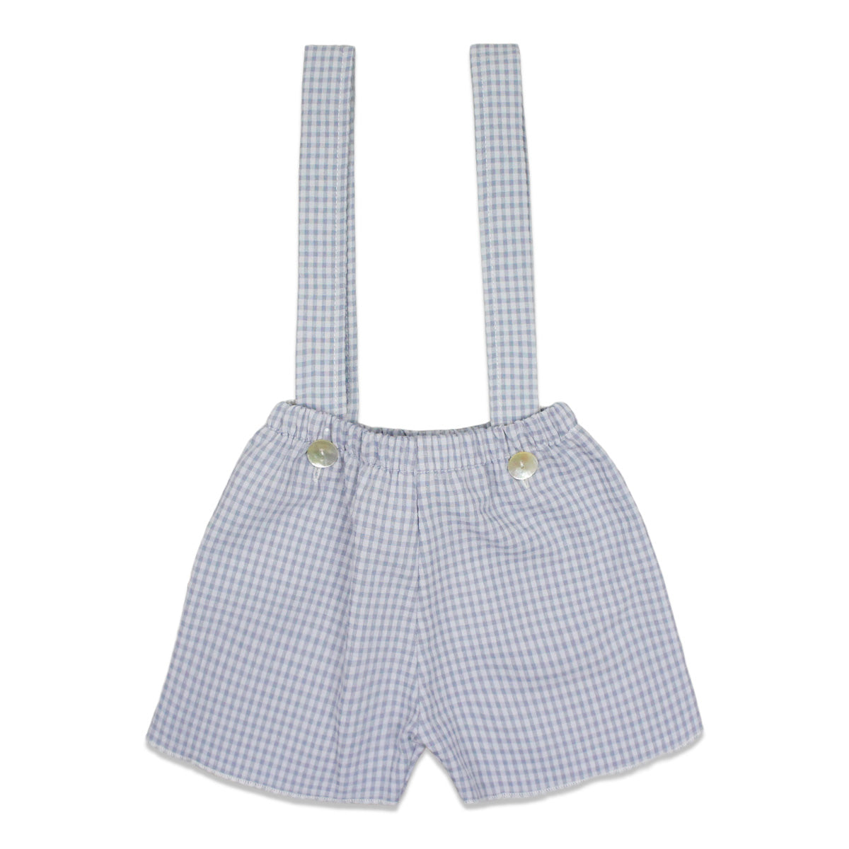 Latte Baby Grey Mattia Shorts