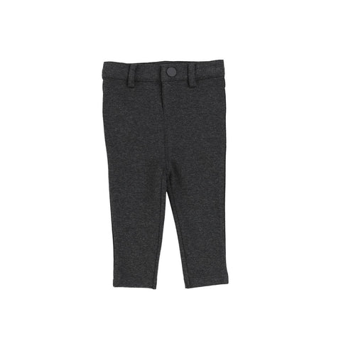 Lil Legs Heather Knit Pants