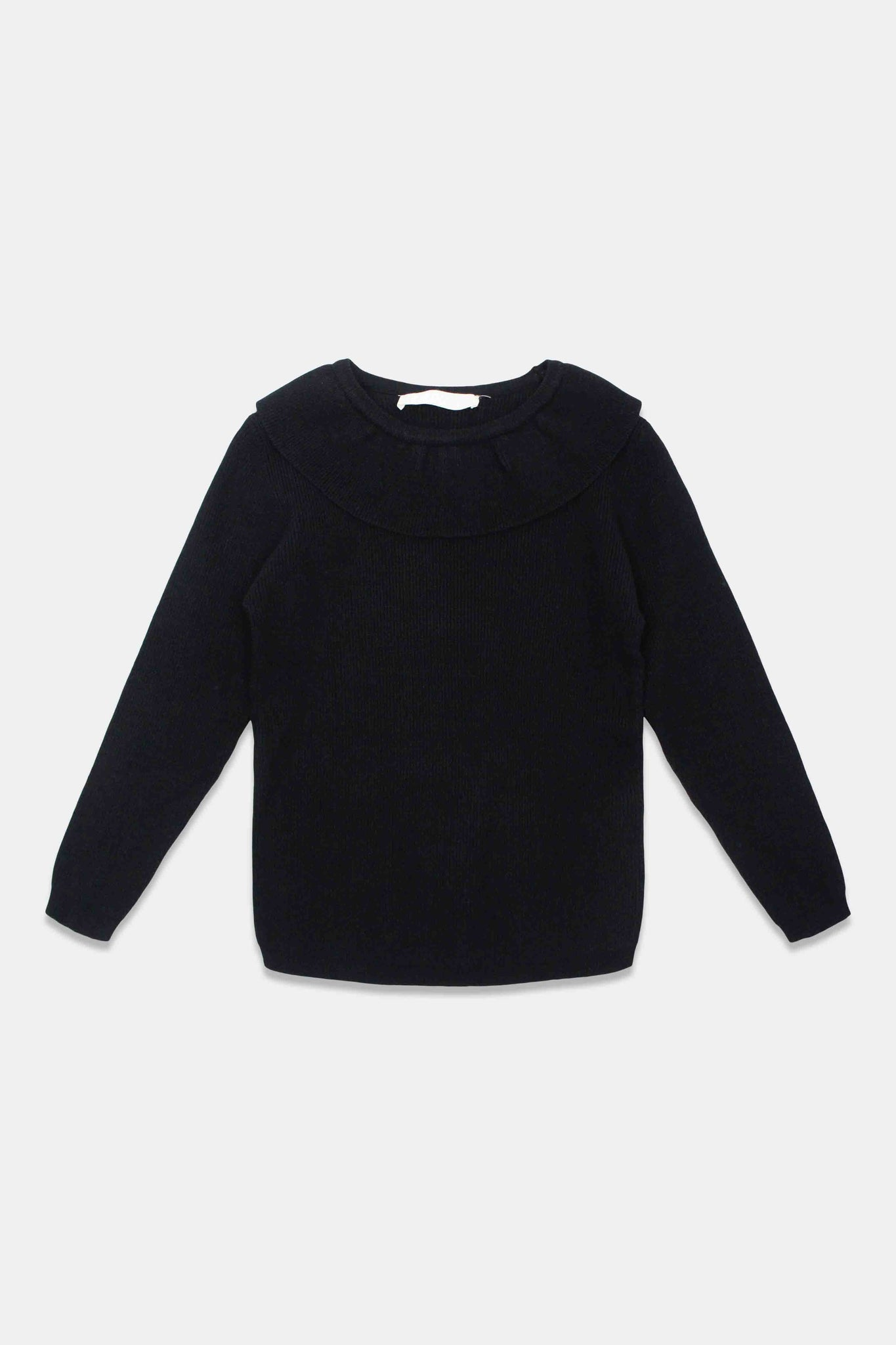 Lilou Black Arcola Top